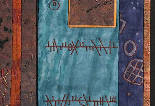 Lost Language, The Book of Life, detail #1