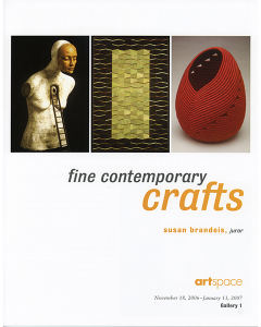 Essay, Fine Contemporary Crafts, 2006