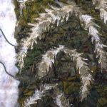 Moment of White Twilight, detail