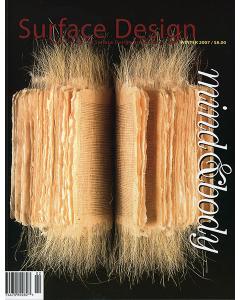 A Creative Life, Surface Design Journal, Winter 2007