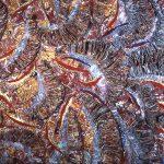 Sea Mantle Nereus, detail